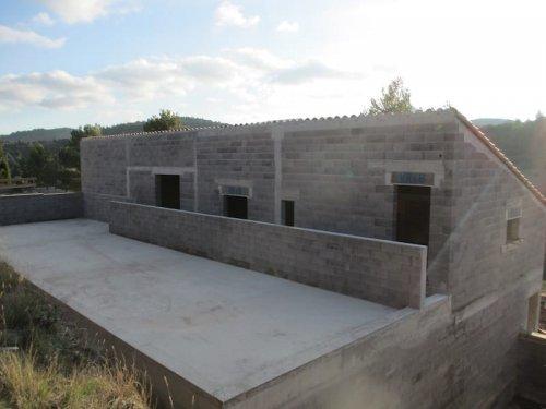 Domaine Cirrus - chantier - février 2018