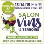 Affiche du Salon Vins et Terroirs