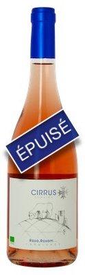 bouteille de la cuvée Rosa, rosam...